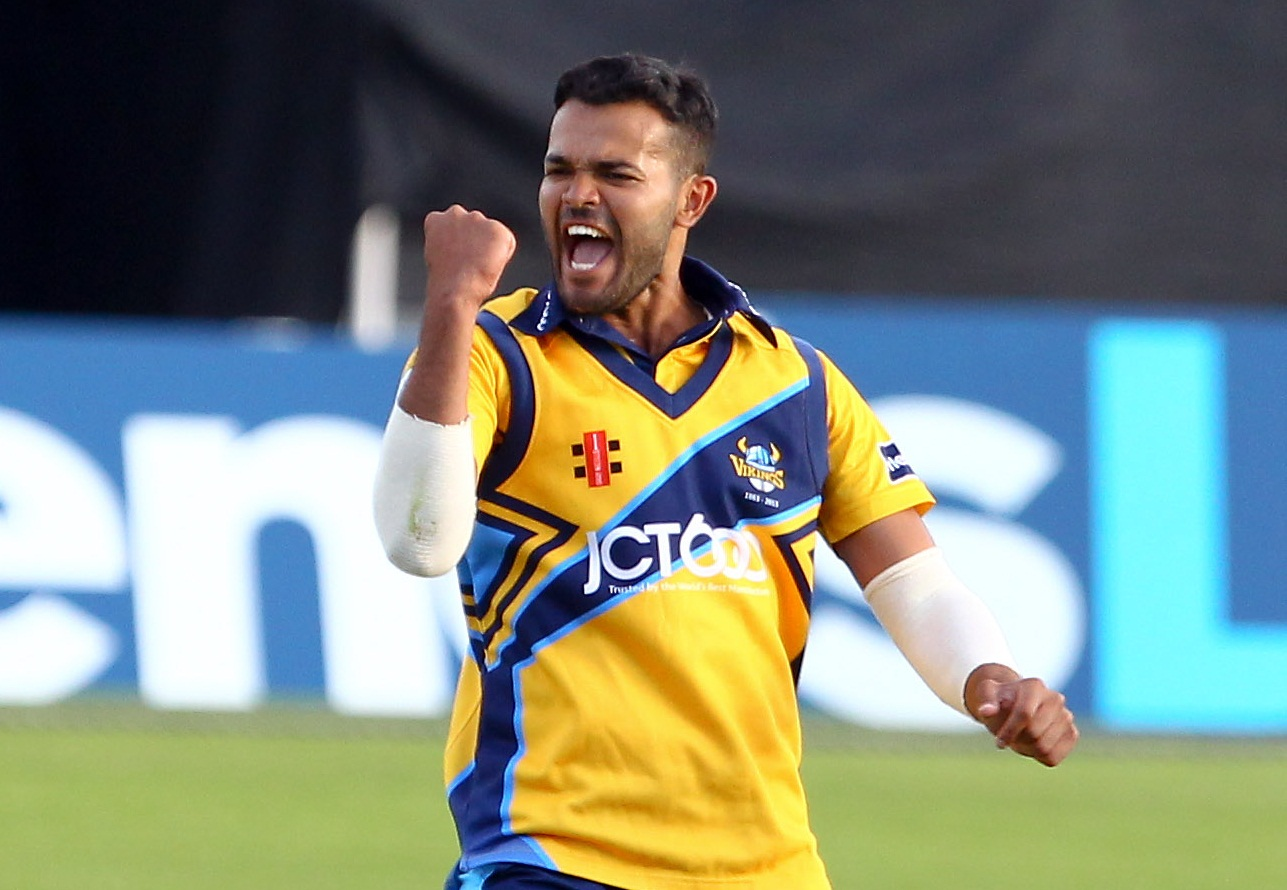 Azeem Rafiq endured a frustrating 2013 season due to injury and then fellow spinne