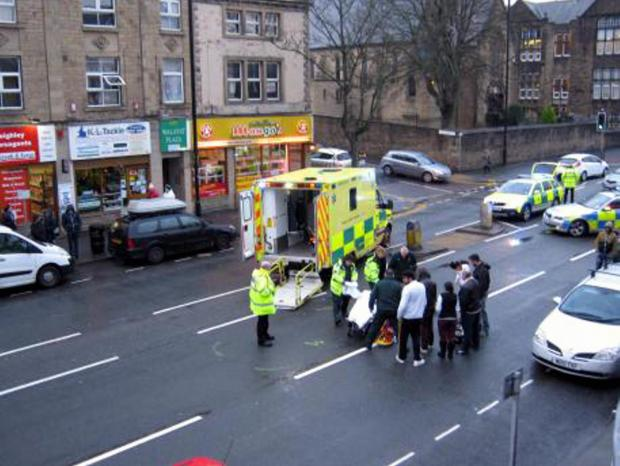 UPDATE: Boy, 12, involved in collision with car in Keighley