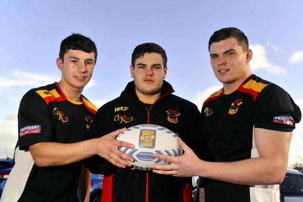 New Bulls recruits James Saltonstall, Joe Philbin and Tom Walker