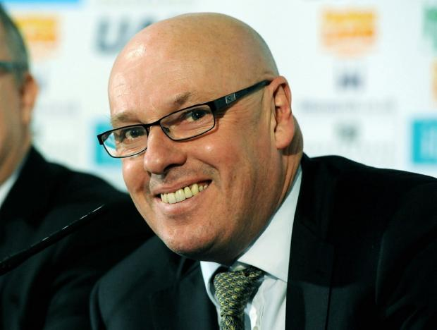 Brian McDermott's position as Leeds manager appears under threat