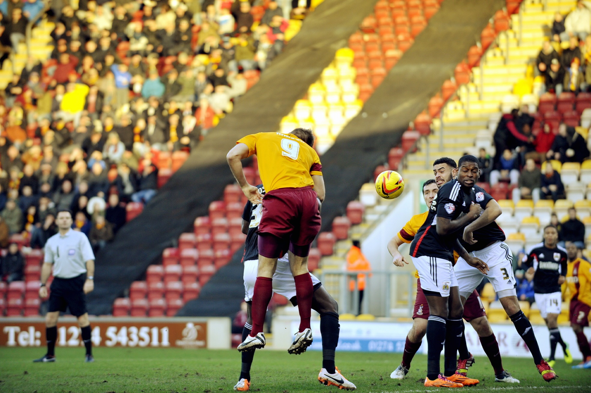 Hanson back to his best to kick off new Bradford City era