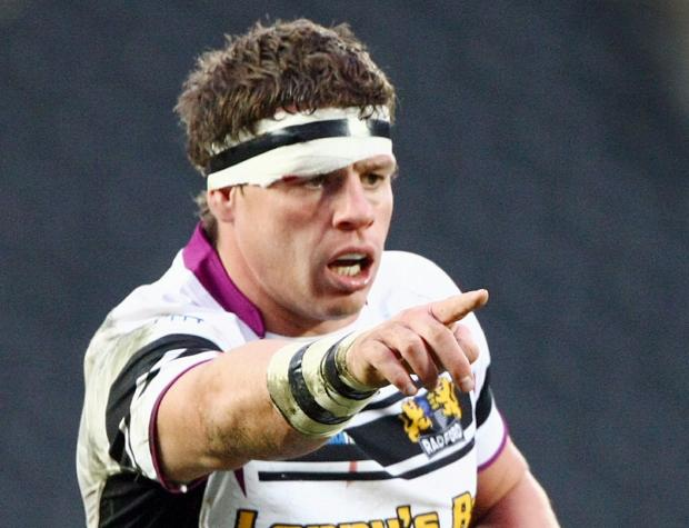 Former Bulls forward Lee Radford will be the youngest coach in Super League this year