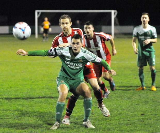Avenue skipper Nathan Hotte would love a big home crowd to watch their entertaining brand of football