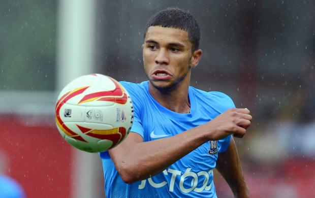 Nahki Wells scored both goals when City beat Sheffield United at Valley Parade earlier in the season
