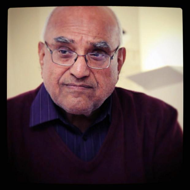 Bradford Telegraph and Argus: Tribute: Achhar Paul Dharni