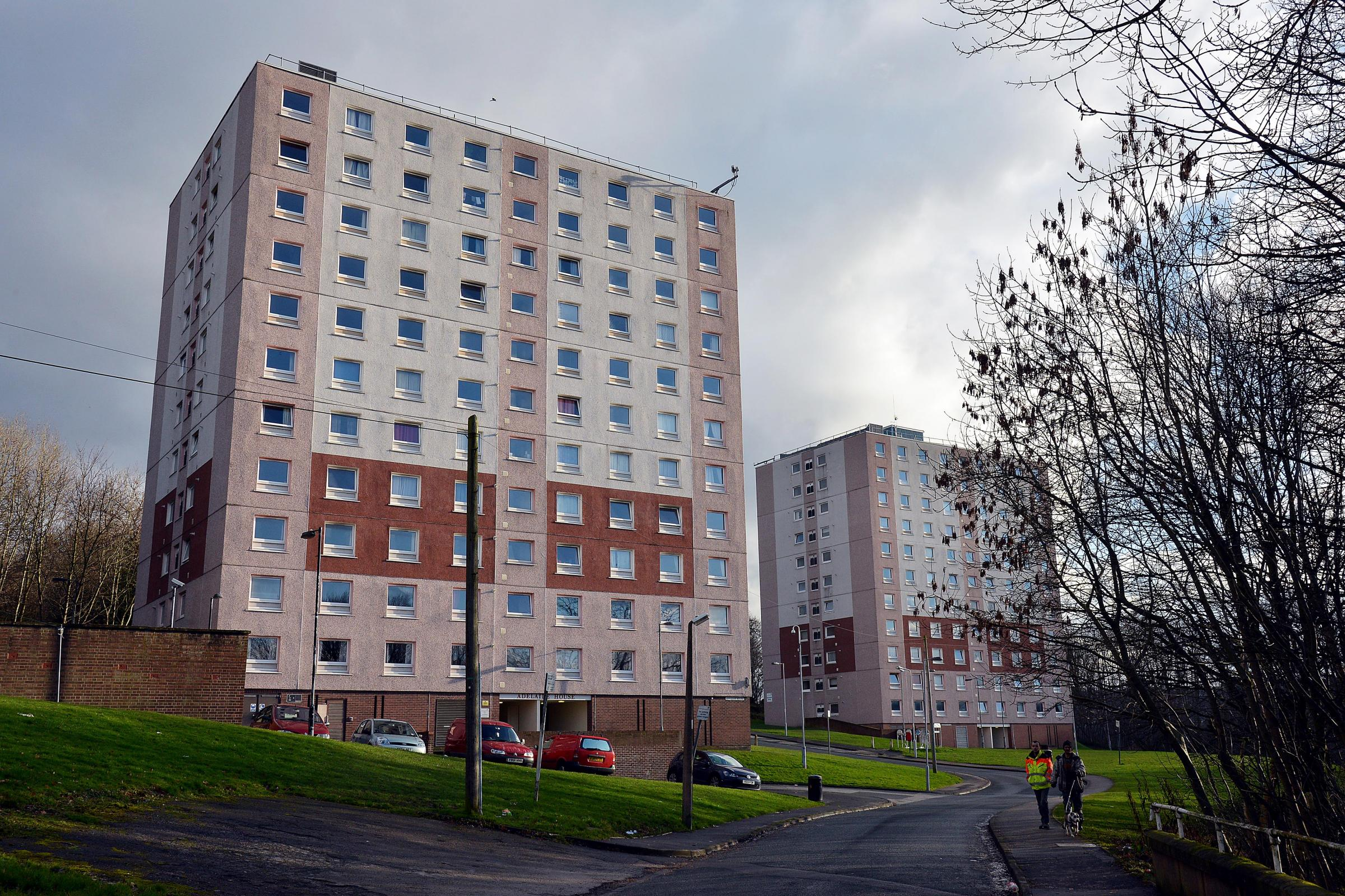 Man plunges to his death from sixth floor of Bingley flats