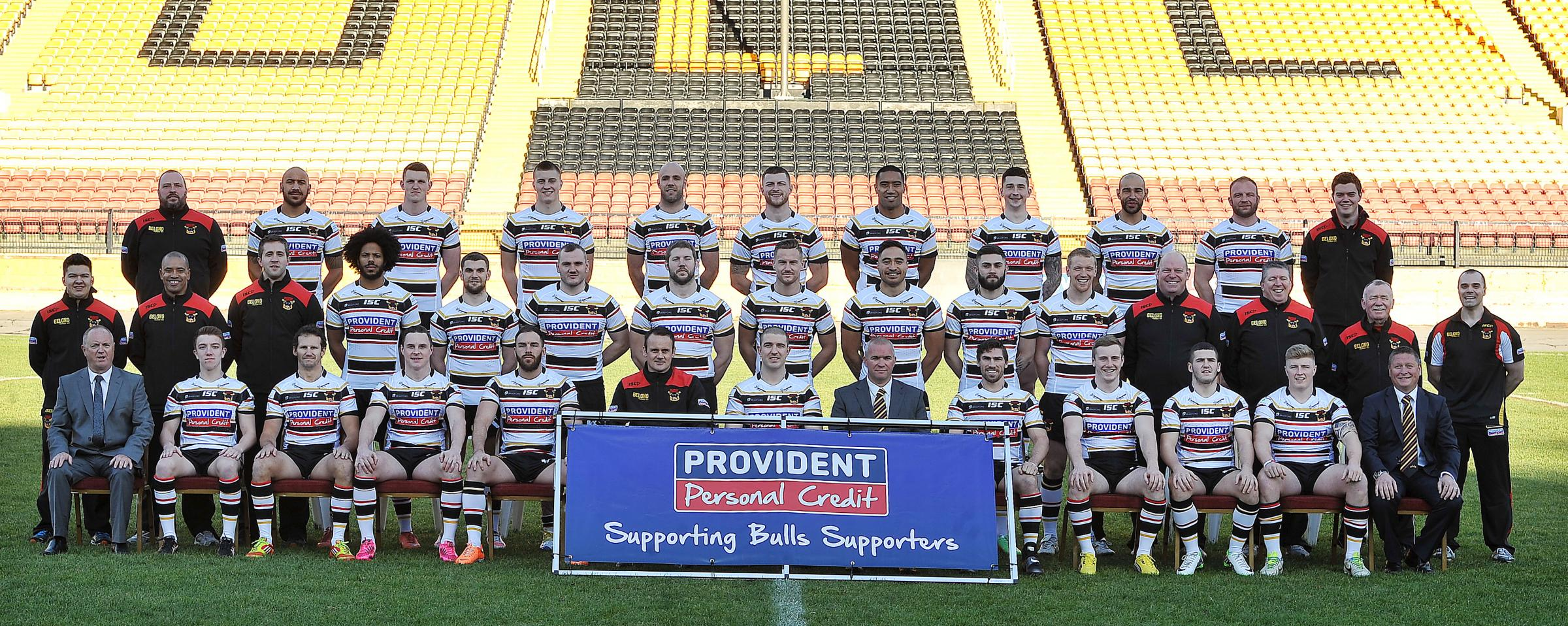 Ownership saga nearing 'closure' says Bradford Bulls chief Moore