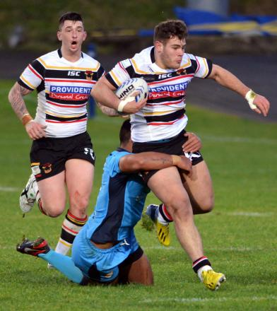 On-loan Warrington youngster Joe Philbin is set to see more action against Dewsbury