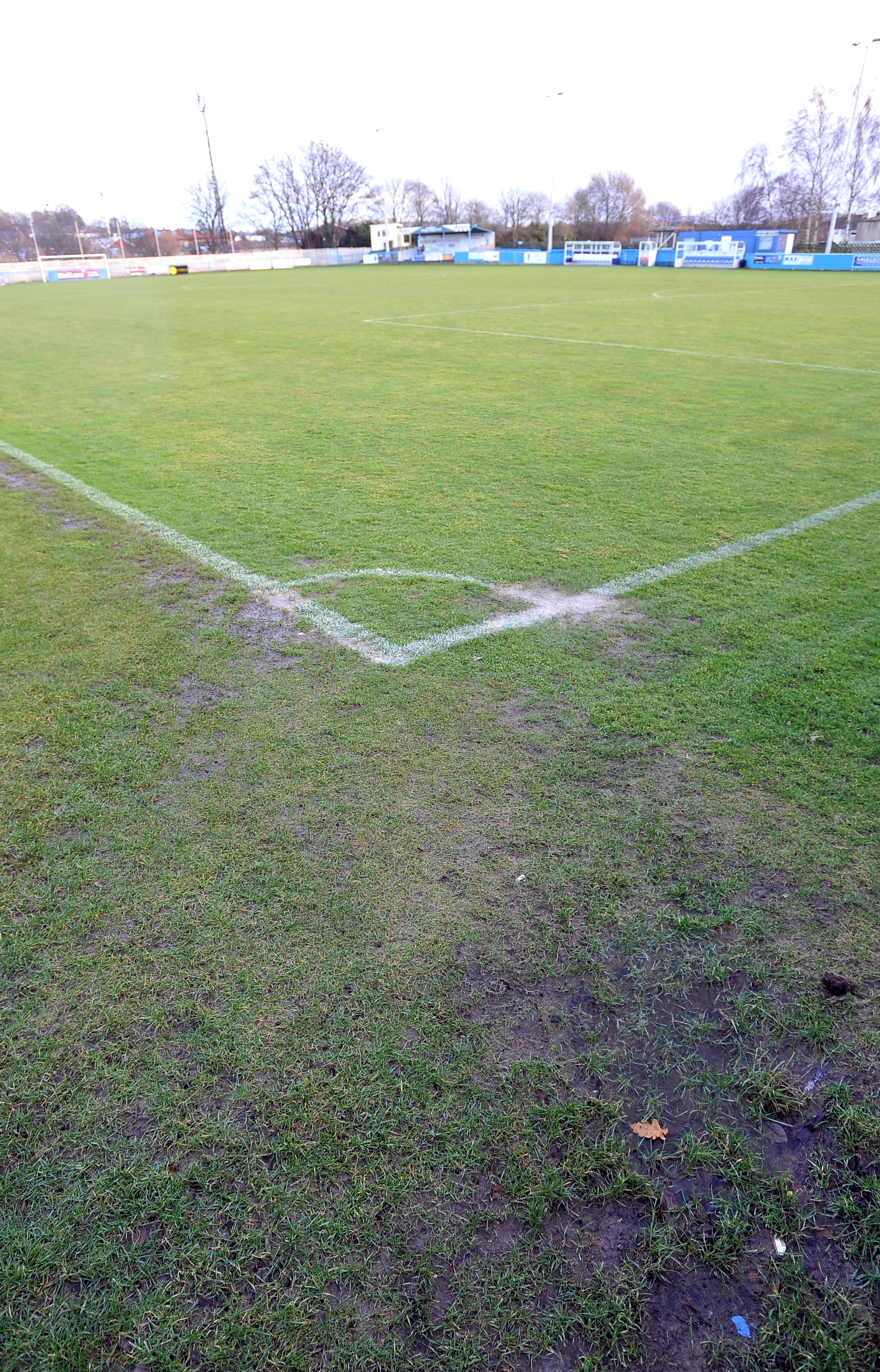 Lunchtime downpour wipes out non-league fixtures