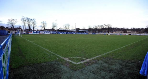 The Nethermoor pitch is waterlogged