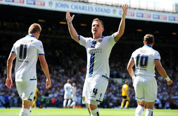 Leeds United want their talisman Ross McCormack to spend his prime years at Elland Road