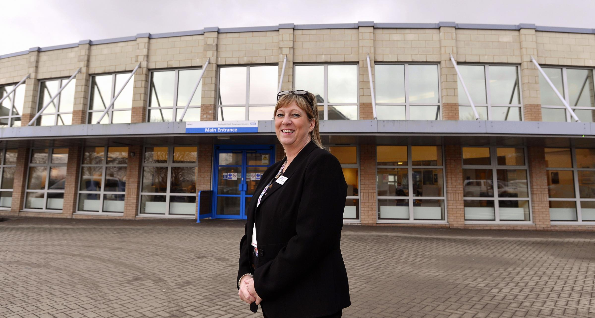 Eccleshill NHS Treatment Centre GP liaison manager