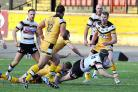 The Bulls will look to reverse the heavy defeat to Castleford in their final pre-season match when the sides meet again in the Super League opener on Sunday