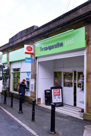 Robbers strike at Co-op in Oxenhope