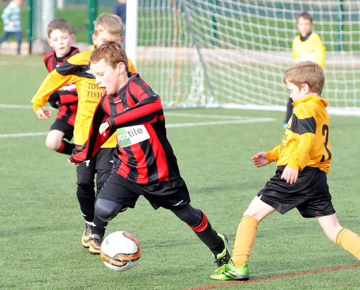 Bingley Madrid are real hot in emphatic win