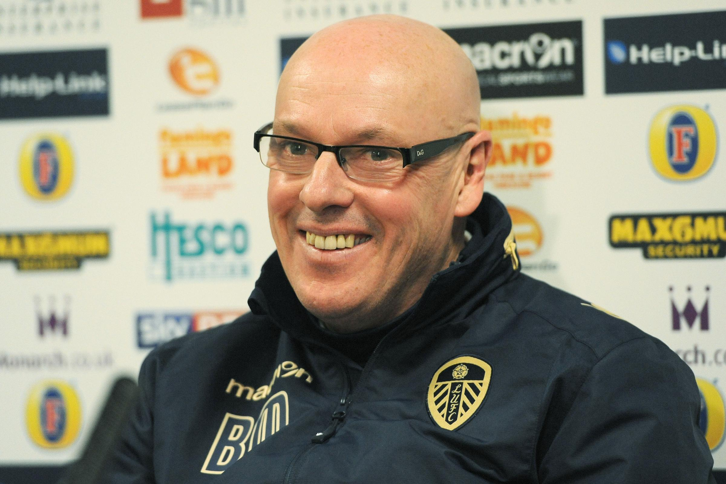 Brian McDermott remains manager of Leeds United for the time being