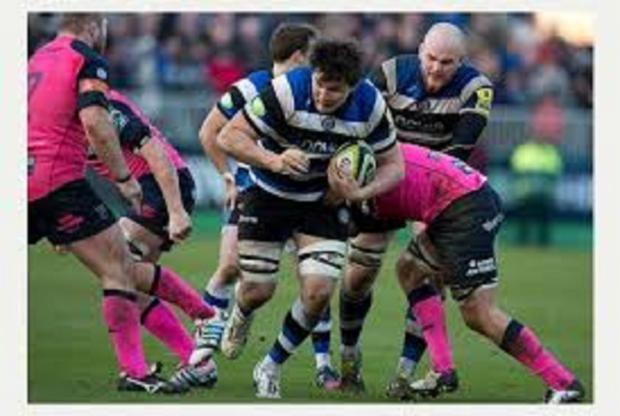David Sisi has signed for Leeds Carnegie on loan from Bath for the rest of the season. Picture: Bath Chronicle