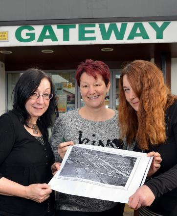 HISTORY PROJECT: Ravenscliffe Community Association  group members, pictured from left, Irene Lofthouse, Maureen Holmes, Arlene Borrill