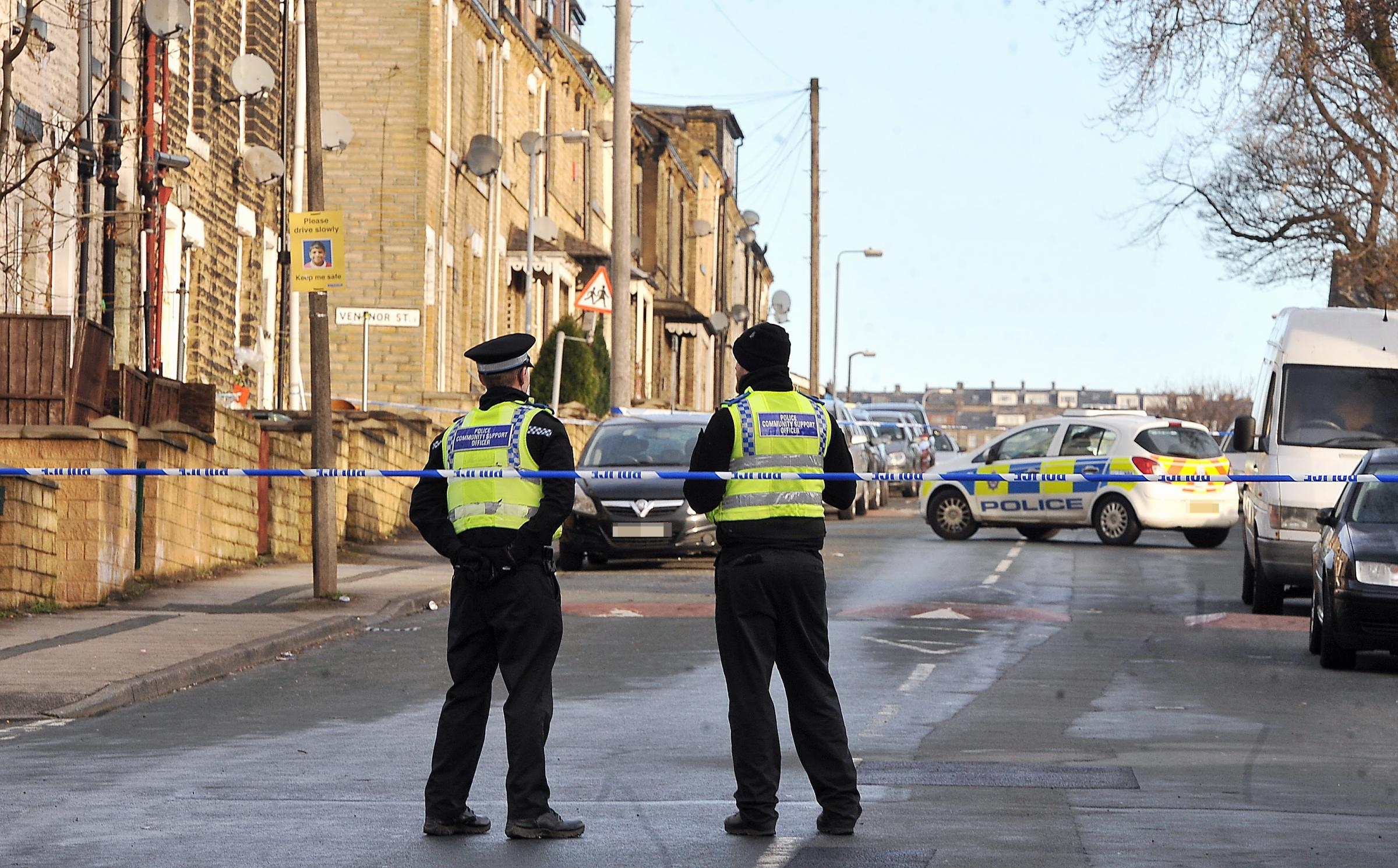 Car theft call leads to stabbings discoveries in Bradford