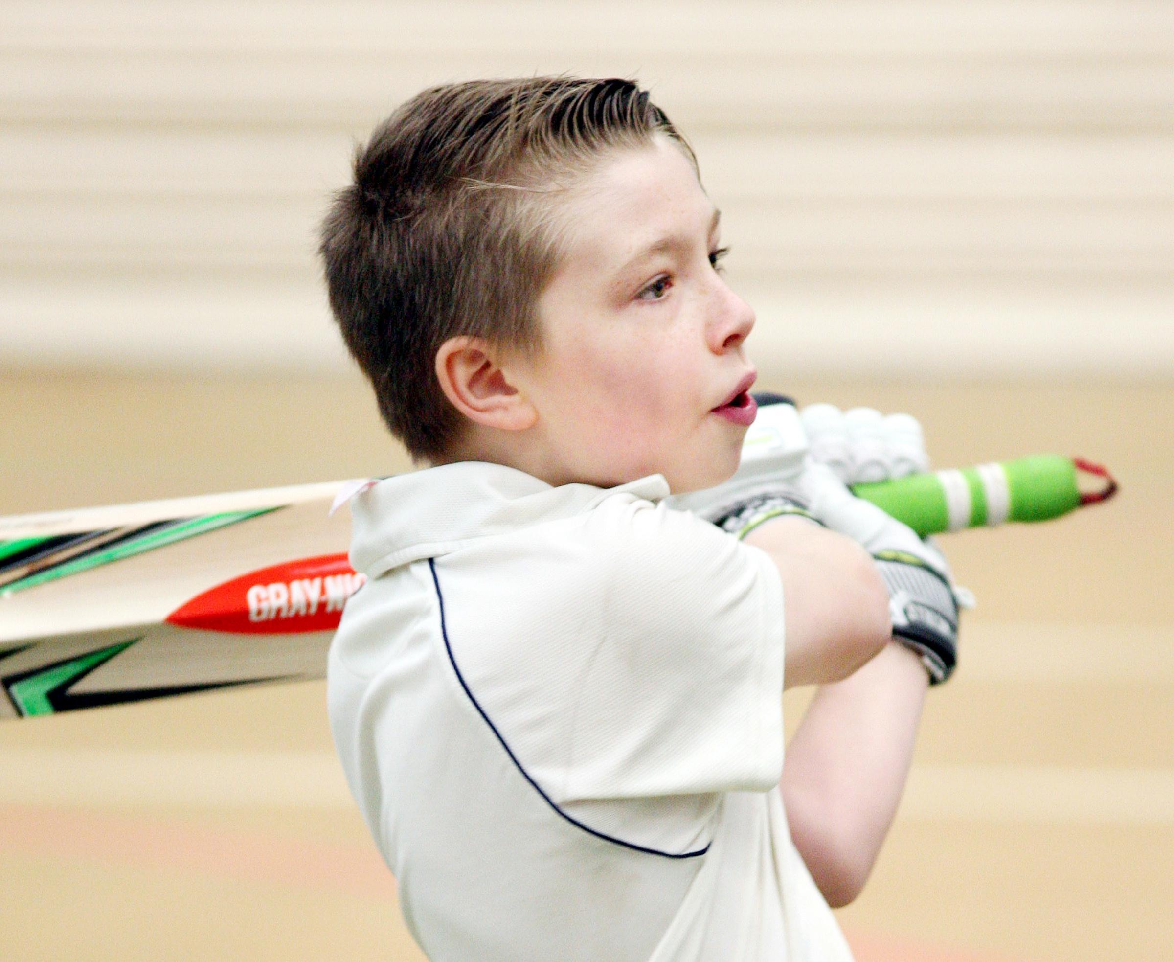 Junior cricket latest - 2866776