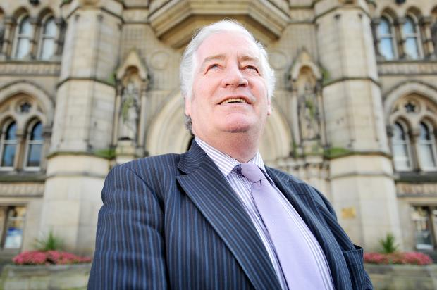 Councillor Michael Kelly, who died after a long illness