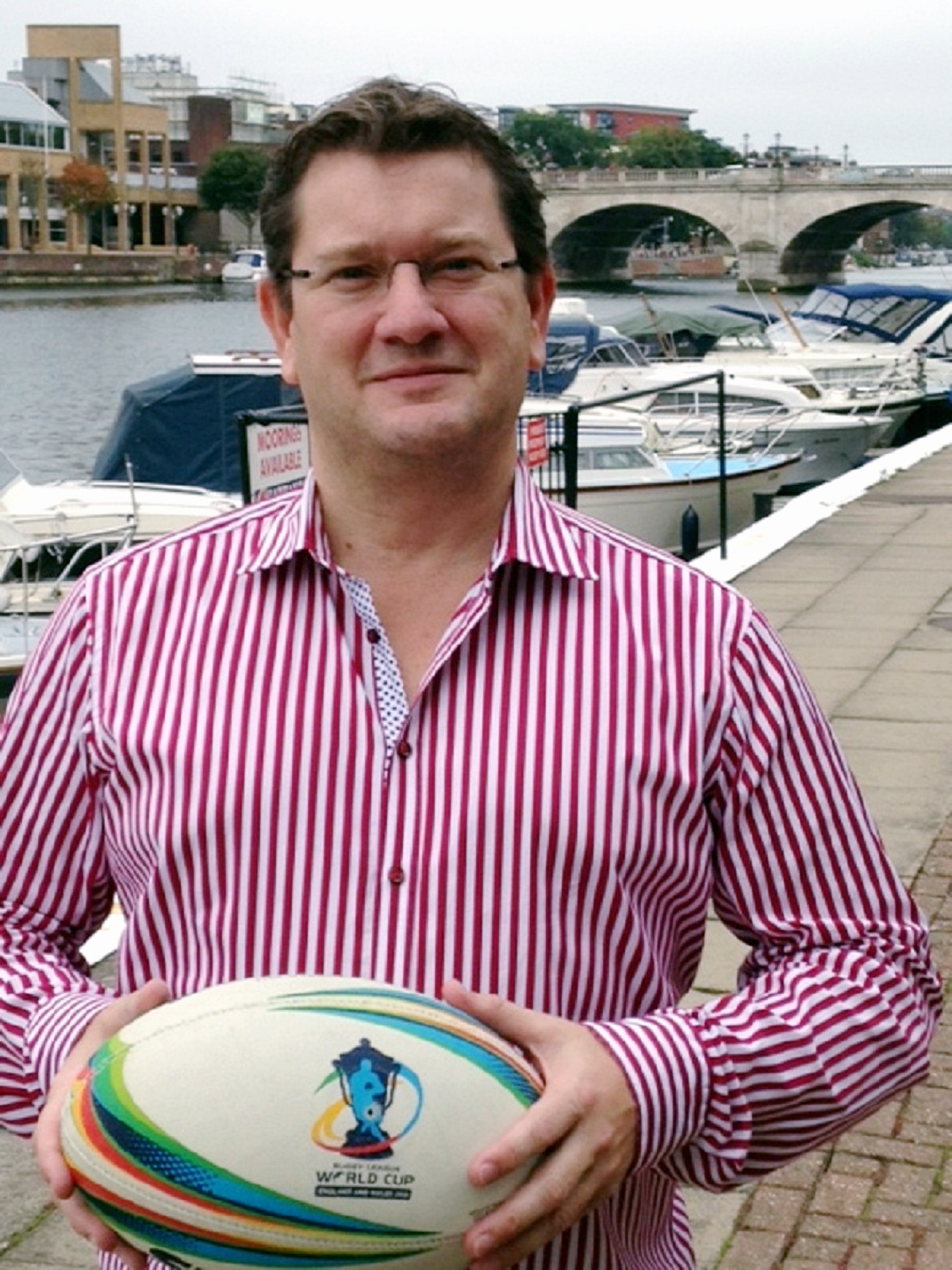 Richard Lamb won't be at the Bulls game on Sunday but is due to meet the administrator next week