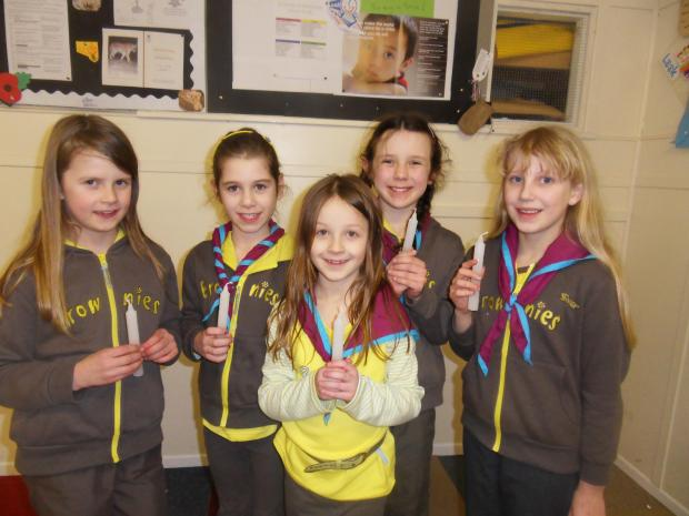 Some of the Burley Brownies