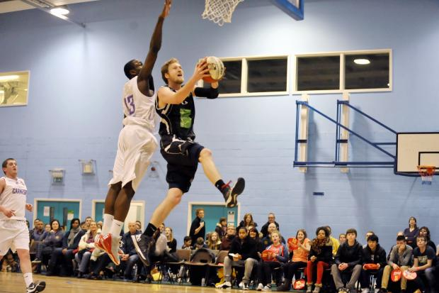 Dan Foley was Dragons' leading scorer with 23 points