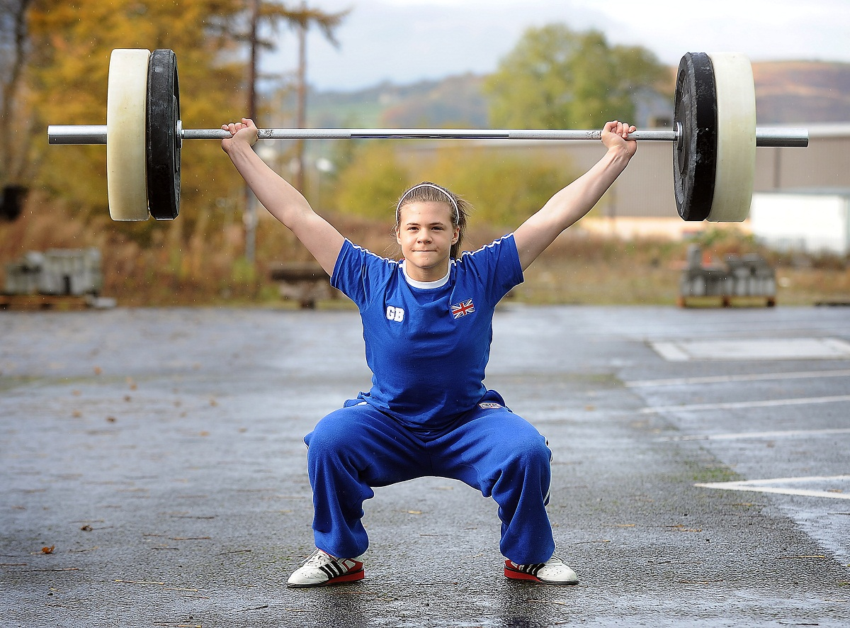 Women's weighlifting, whose brightest young star is Denholme's Rebekah Tiler, have had their £894,000 funding reinstated by UK Sport