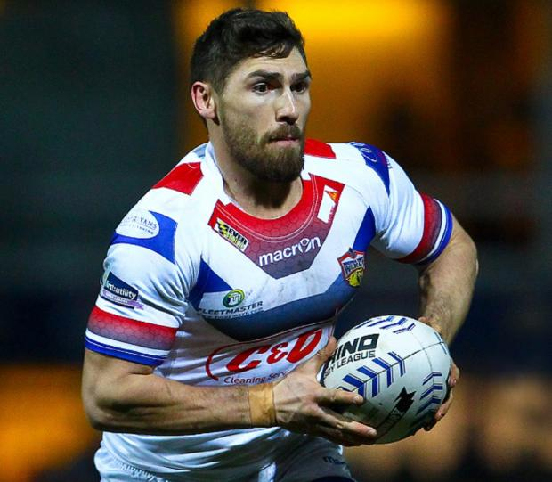 Bradford Telegraph and Argus: Jarrod Sammut, pictured, has already left the Bulls for Wakefield and Garreth Carvell went to Hull FC
