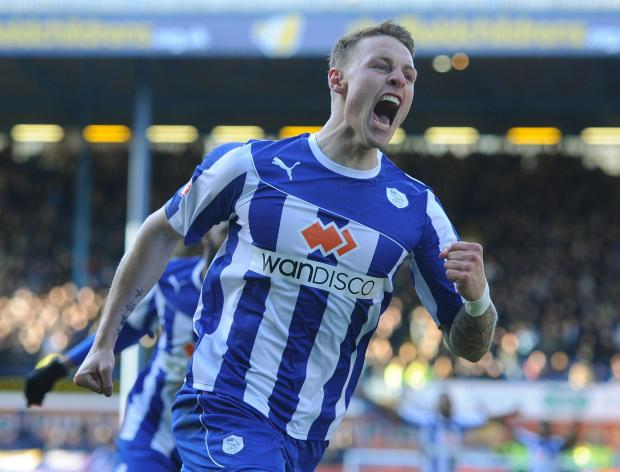 Connor Wickham has play-off ambitions with Leeds