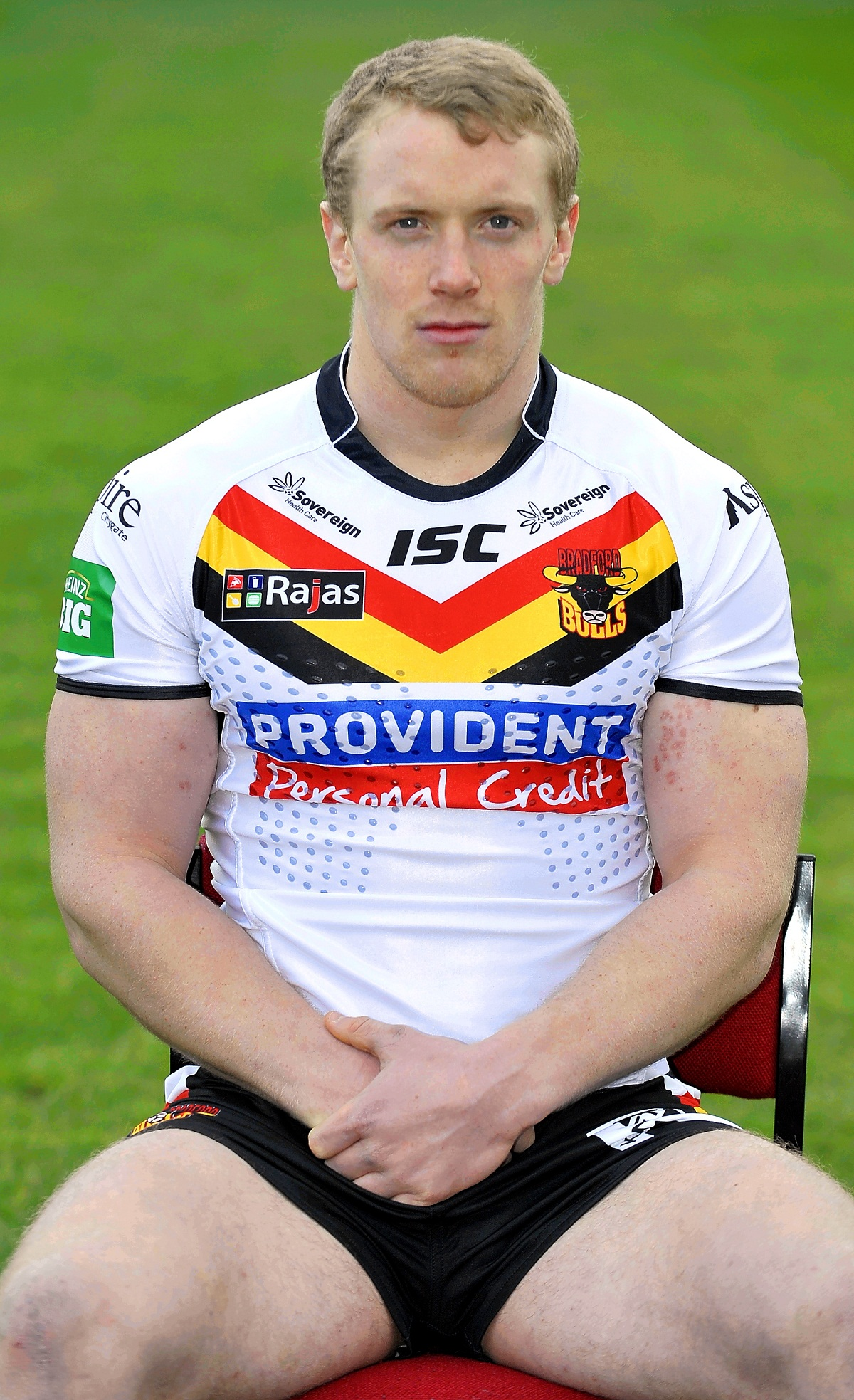 Tom Olbison is back in the Bulls' 19-man squad after suffering concussion against Castleford