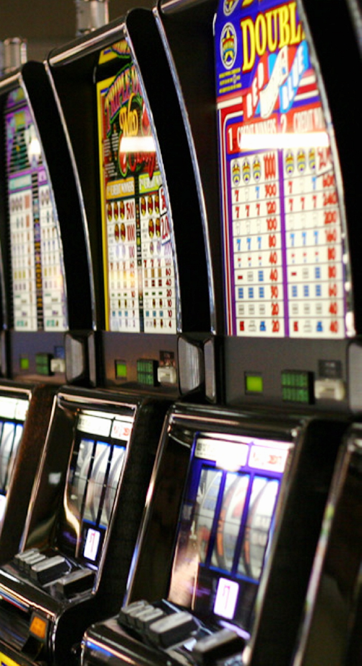 Bradford district gamblers lose £9.5m in a year on betting machines
