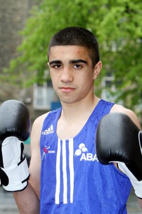Muhammad Ali is heading to Bulgaria with the GB squad