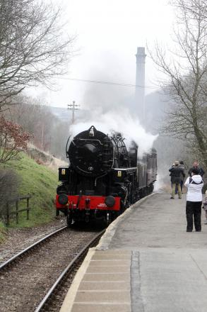 The Keighley and Worth Valley Railway