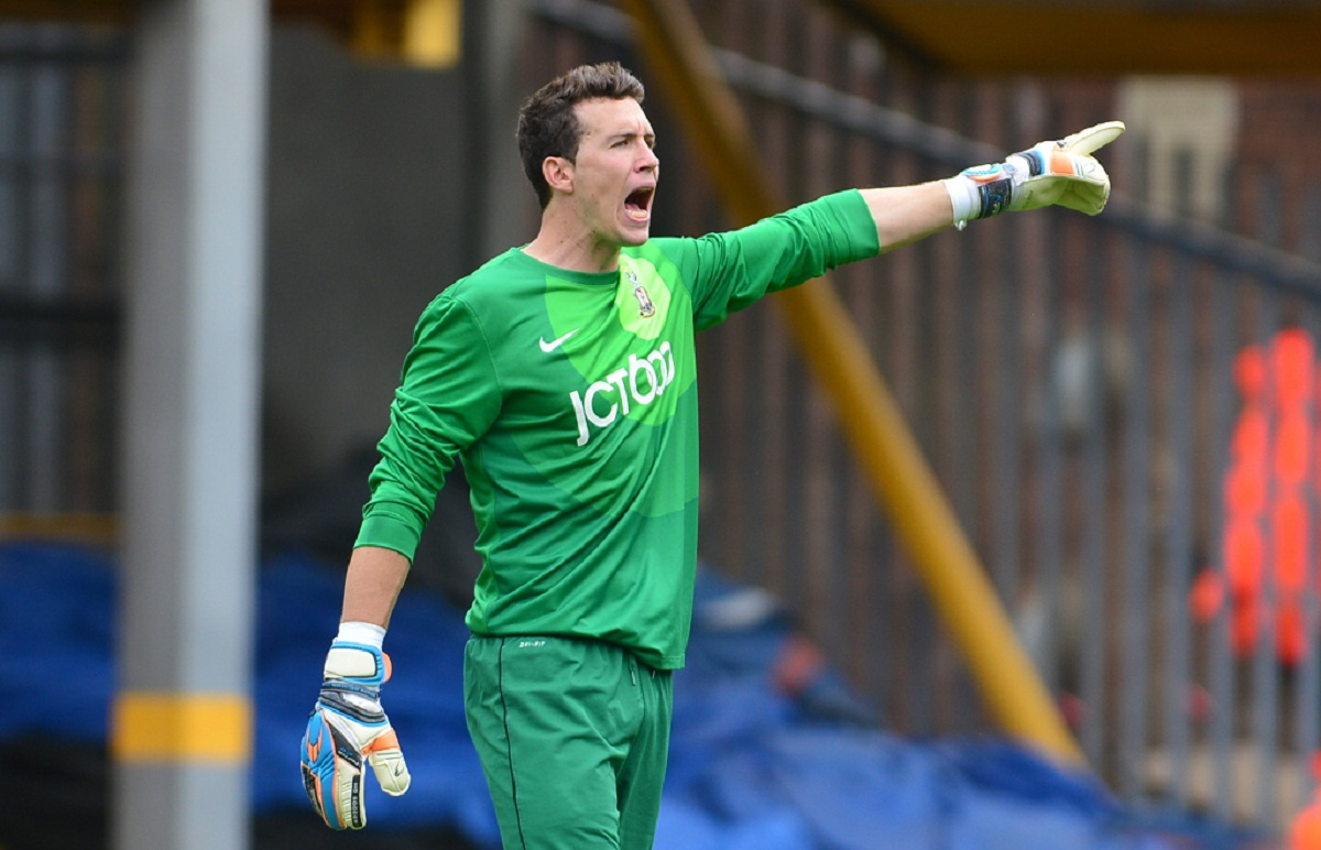 Jon McLaughlin was handed a long-term contract by former City boss Peter Taylor, who returns to Valley Parade this weekend as manager of Gillingham