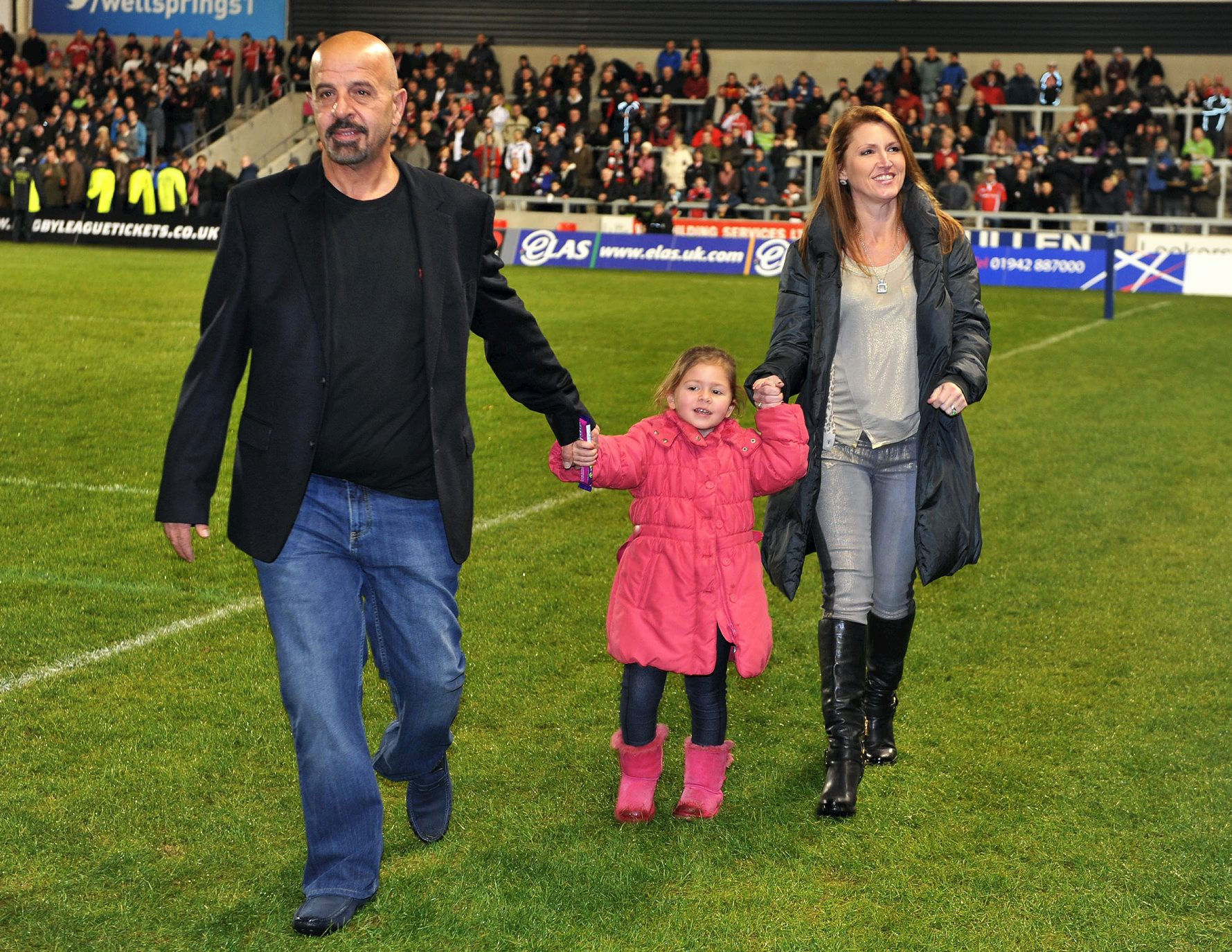 Dr Marwan Koukash and his wife Mandy