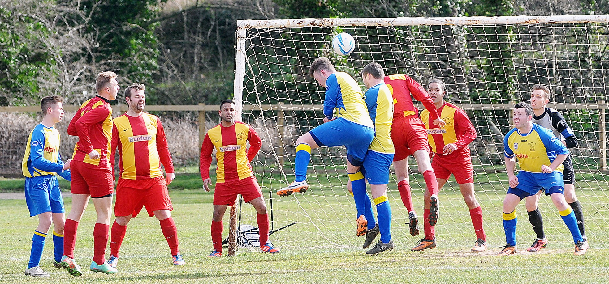 Cup final to be an all-Bradford Sunday Alliance League showdown