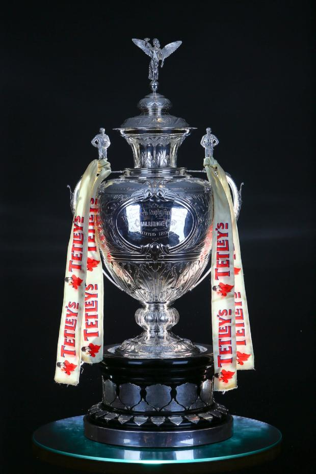 Bradford Telegraph and Argus: The Tetley's Challenge Cup