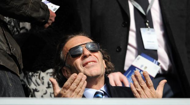 Massimo Cellino has admitted that he is a troublemaker - but in a good way