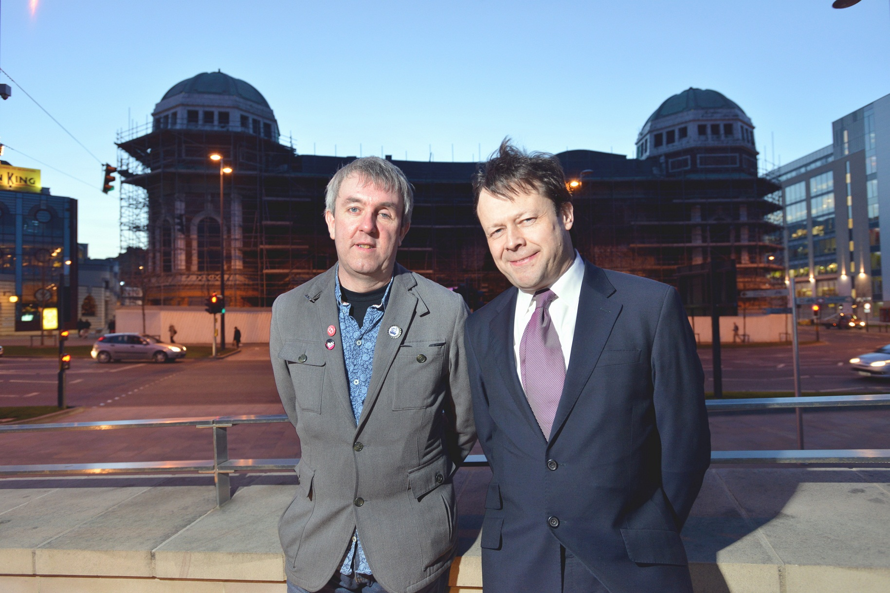 Two groups with a live music vision to battle it out for right to redevelop Bradford Odeon
