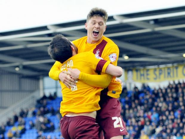 Bradford Telegraph and Argus: Adam Reach is aiming to be flavour of the month again with Phil Parkinson after extending his loan deal