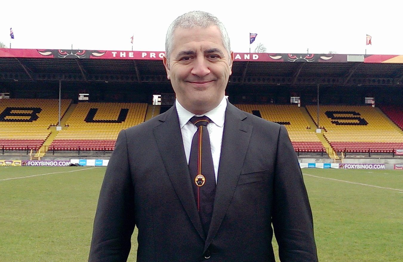 New Bulls boss: I want to buy back Odsal