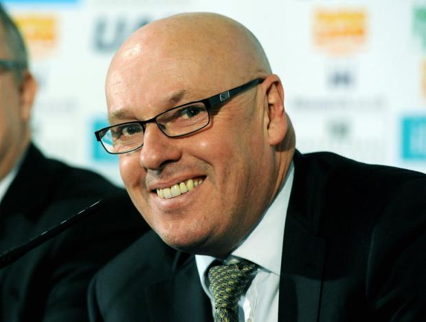 Brian McDermott is desperate for the club to sort out its ownership issue