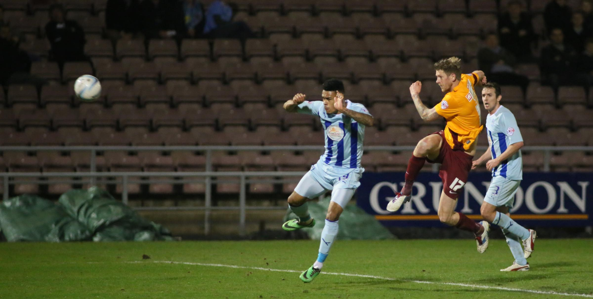 Bantams get the silent treatment in goalless draw