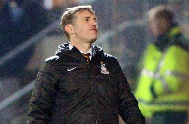 Phil Parkinson curses his side's shortcomings against Walsall
