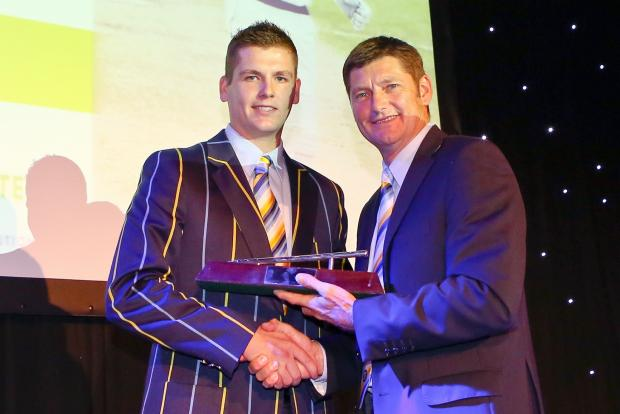 Alex Lees was 2013 young player of the year at Yorkshire