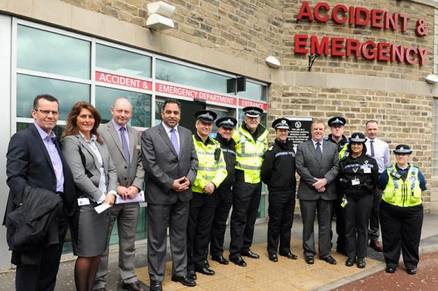 Police and health chiefs launch the restructuring of neighbourhood policing