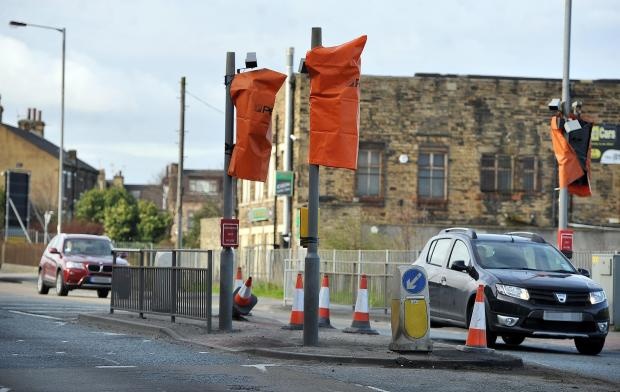 Bradford Telegraph and Argus: VIDEO: Police are left puzzled over crash