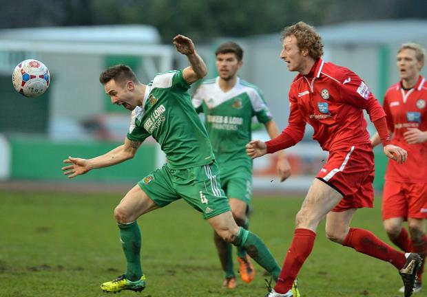 Midfielder Richard Marshall has completed his ban for Avenue